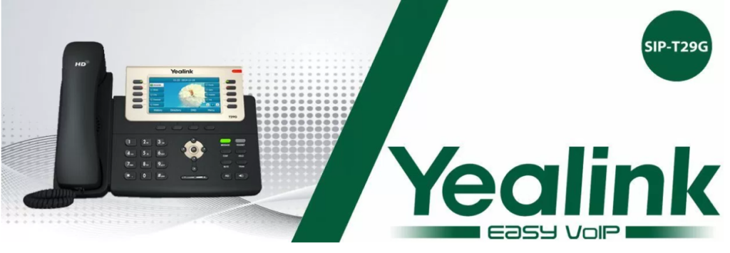 Yealink T-29G - Clear Solutions