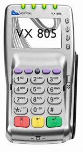 805 pin pad