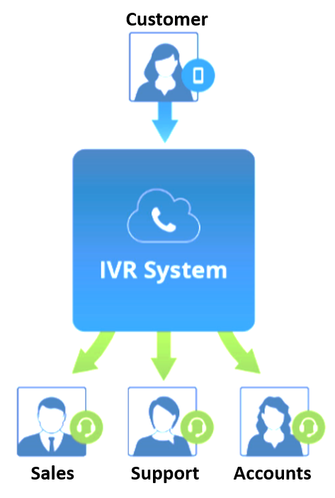 IVR Visual Explanation